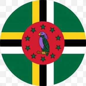 Flag - Flag Of Dominica National Flag Flags Of The World Gallery Of Sovereign State Flags PNG