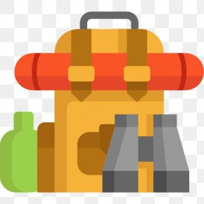 Backpack - Backpack Travel Icon PNG