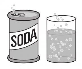 White Can Cliparts - Soft Drink Coca-Cola Diet Coke Clip Art PNG