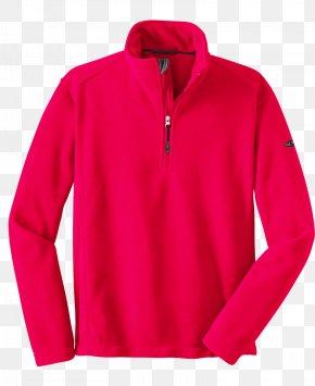 T-shirt - T-shirt Polar Fleece Sleeve Polo Shirt PNG