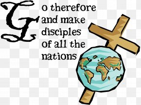Missionaries Cliparts - World Bible Christian Cross Prayer Clip Art PNG