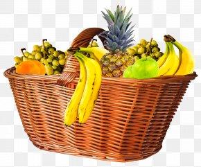 Fruit Basket - Fruit Clip Art PNG