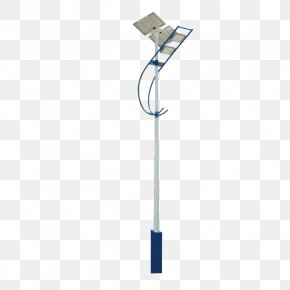 Solar Street Light - Solar Street Light Solar Energy Energy Conservation PNG
