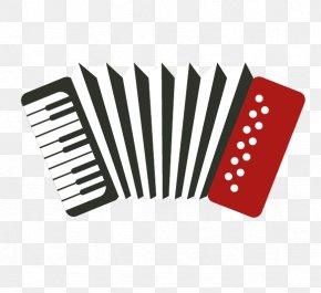 Accordion - Diatonic Button Accordion Musical Instrument PNG