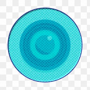 Plate Teal - Camera Icon Lens Icon Photography Icon PNG