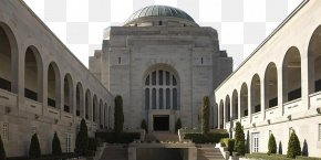 Australian Buildings - Australian War Memorial Parliament House, Canberra Flanders Fields Memorial Garden PNG