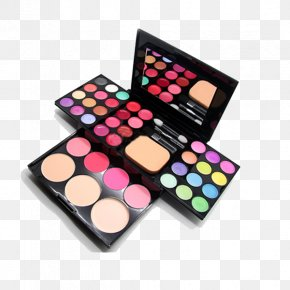 Makeup Photos - Cosmetics Eye Shadow Makeup Brush Rouge Foundation PNG