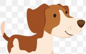 Animateddog - Puppy Beagle Dog Breed Pet Clip Art PNG