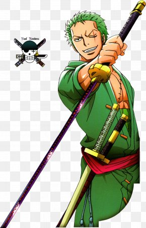 One Piece - Roronoa Zoro One Piece: Unlimited World Red Monkey D. Luffy Vinsmoke Sanji Tony Tony Chopper PNG