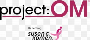 Brand Logo Susan G. Komen For The Cure Tennessee Font PNG