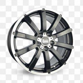 Car - Car Rim Vehicle Tire Wheel PNG
