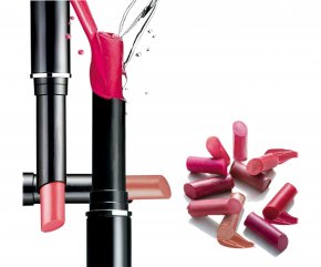 No Makeup Lipstick - Cosmetics Lipstick Makeup Brush Foundation PNG