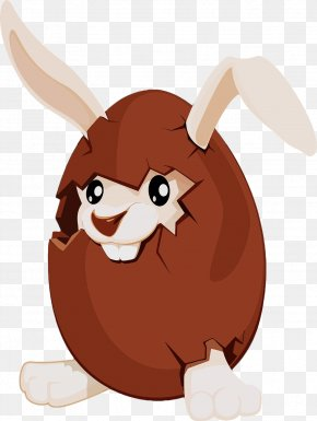 Easter Bunny - Easter Bunny Chocolate Bunny Rabbit Clip Art PNG