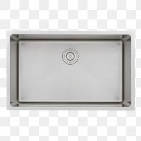 Stainless Steel Door - Kitchen Sink Stainless Steel Cabinetry Bathroom PNG