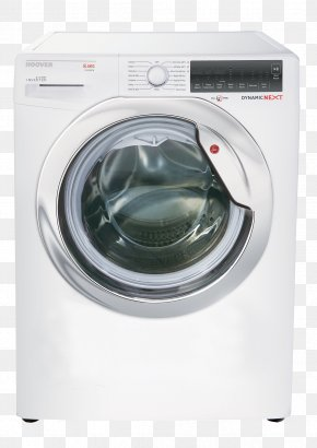 Washing Machine - Washing Machines Hoover Clothes Dryer Laundry Home Appliance PNG