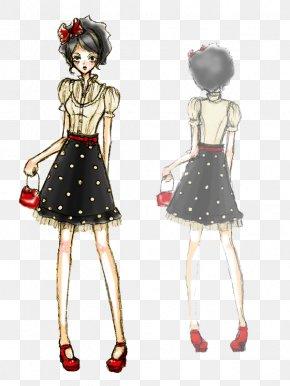 Fashion Model File - Fashion Model Sketch PNG