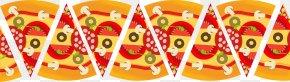 Pizza - Pizza Fast Food European Cuisine Euclidean Vector PNG