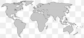 World Map - Student World Cattle Horse Map PNG