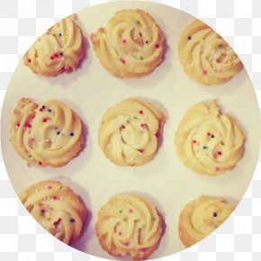 Butter Cookies - Cupcake Frosting & Icing Muffin Food Buttercream PNG