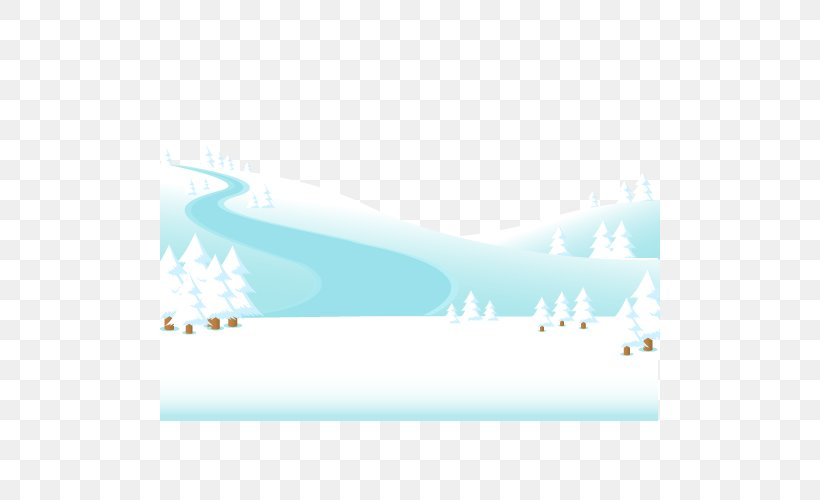 Snow Euclidean Vector Adobe Illustrator, PNG, 500x500px, Snow, Aqua, Azure, Blue, Christmas Download Free