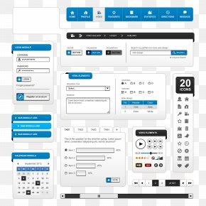 Phone APP Website - Website Web Template Form Web Banner PNG