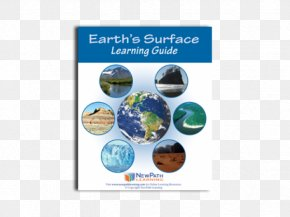 Earth's Surface - Atmosphere Of Earth Student Book Learning PNG