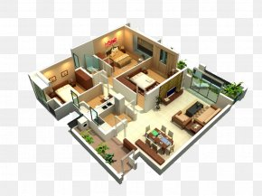 3D Interior Design - Furniture Interior Design Services PNG