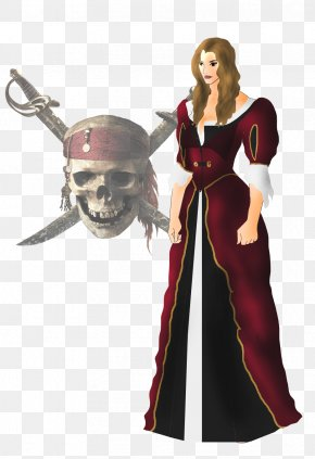 Pirates Of The Caribbean - Pirates Of The Caribbean Online Jack Sparrow Piracy Skull PNG