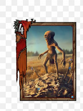 Monster - Gwent: The Witcher Card Game The Witcher 3: Wild Hunt The Witcher 2: Assassins Of Kings CD Projekt Monster PNG