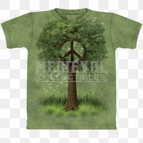 T-shirt - T-shirt Hoodie Top Tie-dye PNG