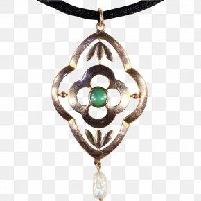 Jewellery - Locket Body Jewellery Necklace Gemstone PNG