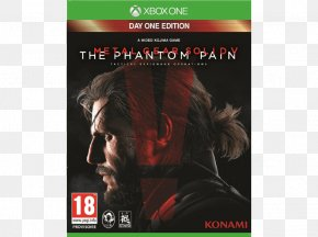 Metal Gear Solid V The Phantom Pain - Metal Gear Solid V: The Phantom Pain Metal Gear Solid V: Ground Zeroes Xbox 360 PlayStation PNG