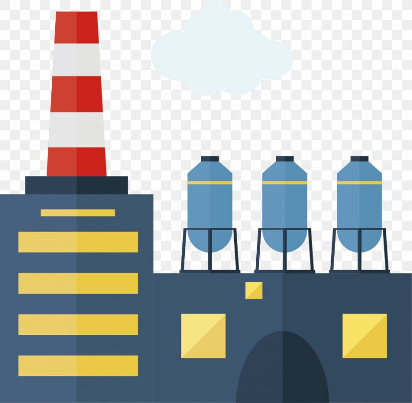Factory Icon, PNG, 947x929px, Factory, Blue, Brand, Cheminxe9e Dusine, Chimney Download Free