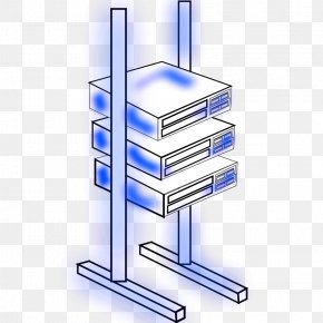 Telecommunication Pictures - Computer Servers 19-inch Rack Clip Art PNG
