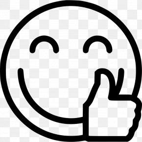Mood - Smiley Thumb Signal Emoticon Clip Art PNG