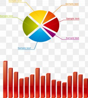 Vector Business Information - Pie Chart PNG