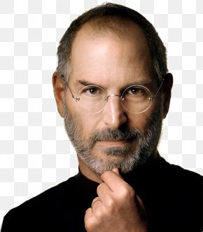 Thinking Man - Steve Jobs AppleInsider Chief Executive Board Of Directors PNG