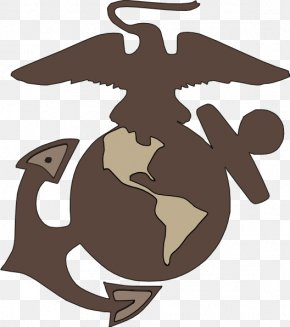 Marine - United States Marine Corps Eagle, Globe, And Anchor United States Armed Forces Commandant Of The Marine Corps PNG