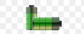Green Battery - Battery Charger PNG