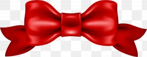 Beautiful Red Bow Tie - Bow Tie Red Necktie Ribbon PNG