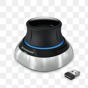 Griffin - Computer Mouse 3Dconnexion Wireless USB 3D Computer Graphics PNG