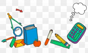 School School Supplies - School Supplies Learning PNG