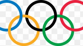 Olympic Rings - 2018 Winter Olympics 2016 Summer Olympics Ice Hockey At The Olympic Games 2022 Winter Olympics PNG