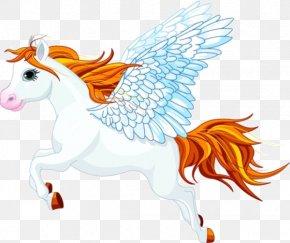 Cartoon Flying Horse - Horse Pegasus Stock Photography Greek Mythology Clip Art PNG
