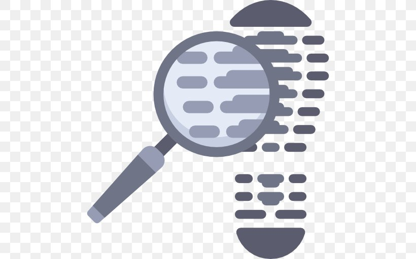 Magnifying Glass Footprint Icon, PNG, 512x512px, Magnifying Glass, Foot, Footprint, Loupe, Scalable Vector Graphics Download Free