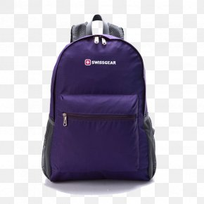Swiss Army Knife Backpack Leisure Package - Backpack Swiss Army Knife PNG