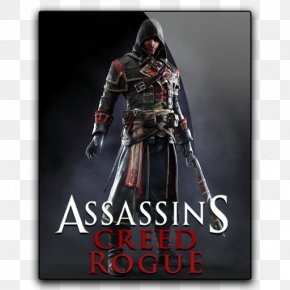 Assassin's Creed Rogue - Assassin's Creed Rogue Assassin's Creed: Revelations Xbox 360 Connor Kenway PNG
