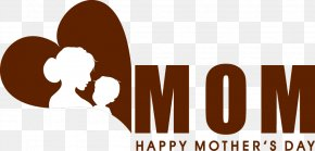 Mother's Day MOM - Mother's Day Illustration PNG