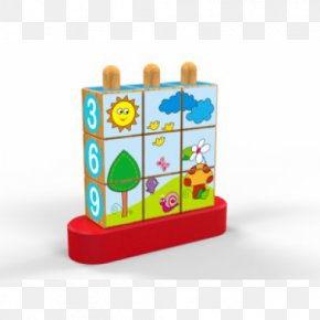 Child - Jigsaw Puzzles Kindergarten Child Toy Block Puzzle Cube PNG
