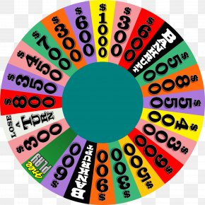 Modern Style - Game Show Television Show Graphic Design Wheel PNG